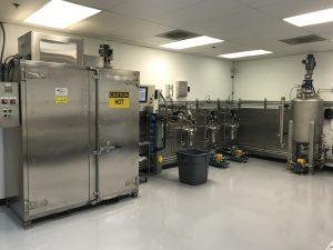 Urethane Production Equipment