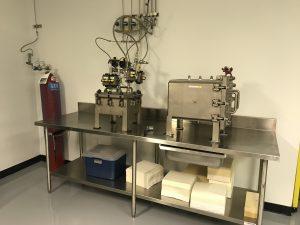 Reticulation Process Equipment