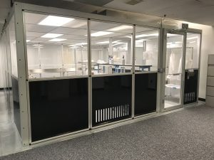 ISO 14644 Class 7 Cleanroom
